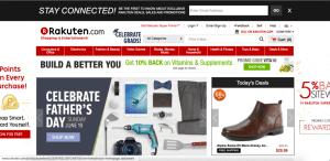 rakuten sites like ebay