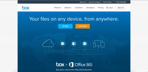 box backup free sites like dropbox