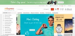 aliexpress free sites like ebay