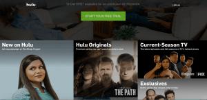 Hulu Netflix Alternative