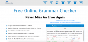 whitesmoke free sites like grammarly