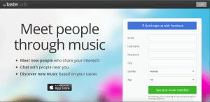 tastebuds free sites like pof