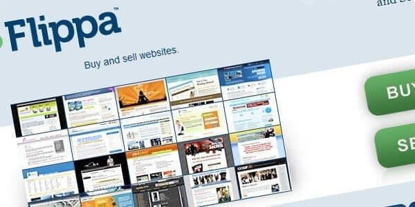 sites like flippa