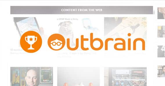 outbrain logo sites like outbrain