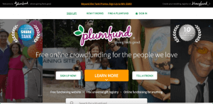 plumfund sites like kickstarter