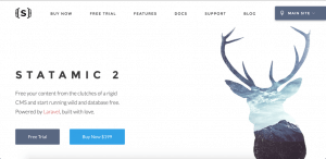 statamic 2 free sites like wordpress