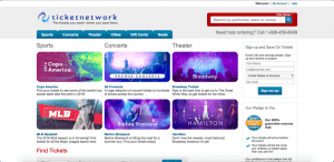 ticketnetwork sites like stubhub