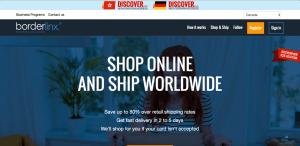 free sites like borderlinx