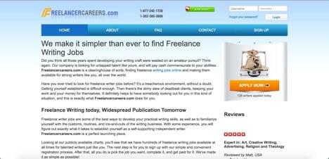 freelancer careers