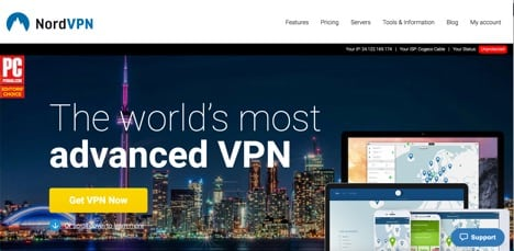nordvpn sites like totalvpn