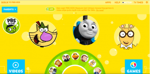 pbs kids sites like abc mouse
