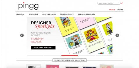 pingg free sites like jibjab