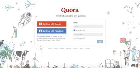 Quora sites like reddit