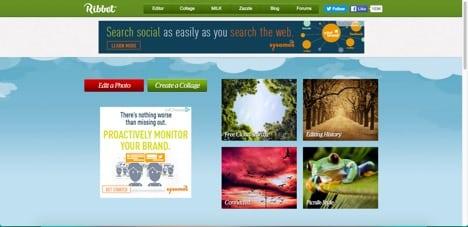 ribbet sites like photoshop