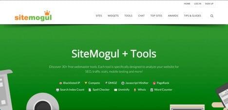sites like Moz SiteMogul
