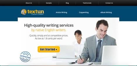 textun iwriter alternative
