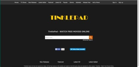 tinklepad free movie streaming