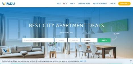 wimdu sites like airbnb