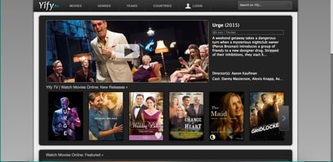 yify free sites like movie4k