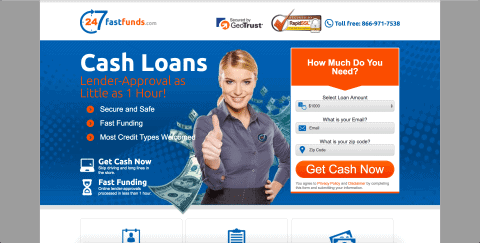 24/7 fast funds