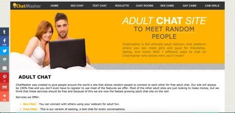 Sites like Chatmasher