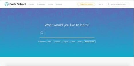Sites like Code School