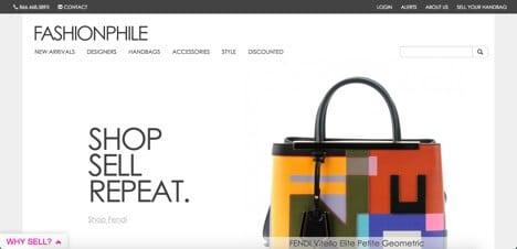 Sites like Fashionphile