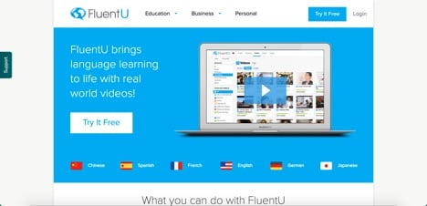 Sites like Fluentu
