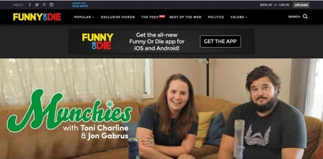 sites like funnyordie