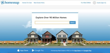 Sites like homesnap