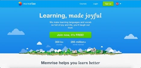 Sites like Memrise