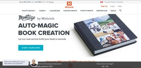 Sites like MixBook