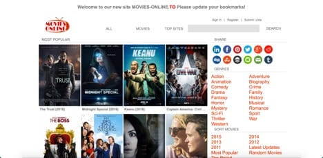 Sites like Alluc Movies Online