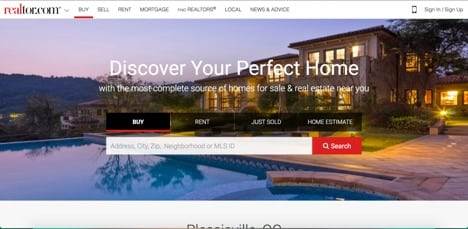 Sites like Realtor