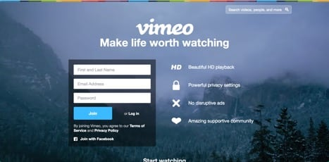 vimeo youtube alternatives