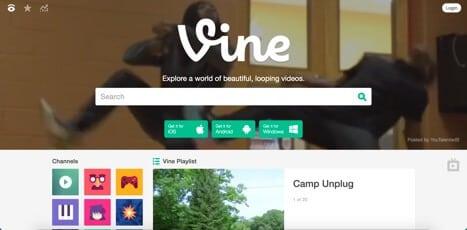 Sites like Vine