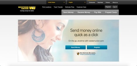 Sites like Western Union