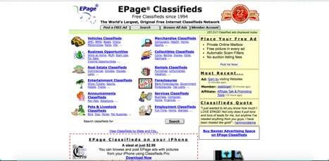 Sites like EPage