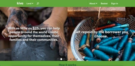 Sites like Kiva