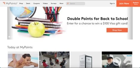 Sites like MyPoints
