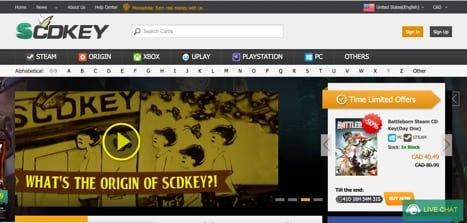 Sites like SCDkey