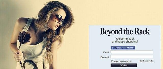 Sites like Beyond the Rack