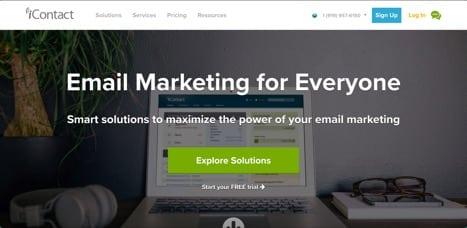 Sites like iContact