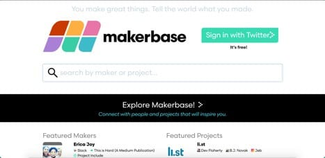 Sites like Makerbase