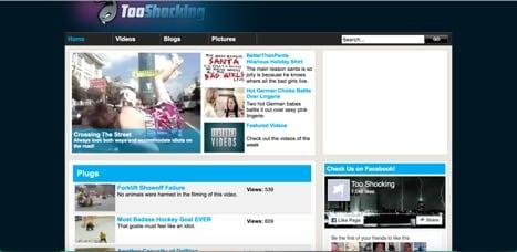 Sites like TooShocking