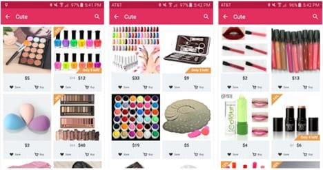 apps like cute