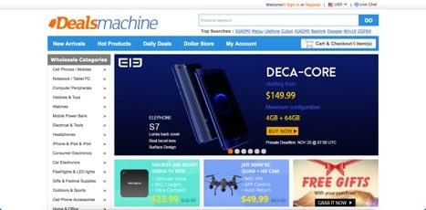 sites like dealsmachine