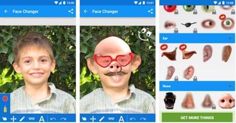 face changer app