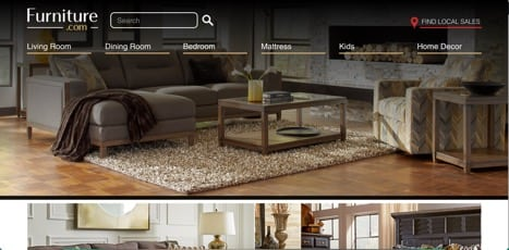 sites like furniture