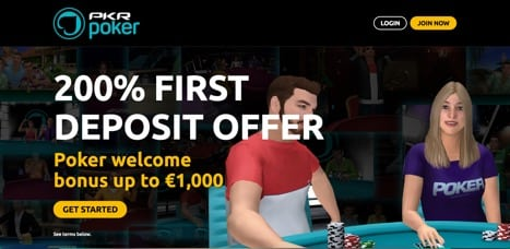 Poker sites like PKR